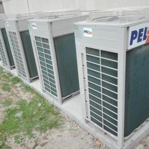 Equipement ventilation Climatisation - HAVC